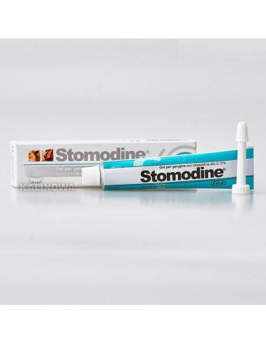 Stomodine 30 ml żel stomatologiczny -...