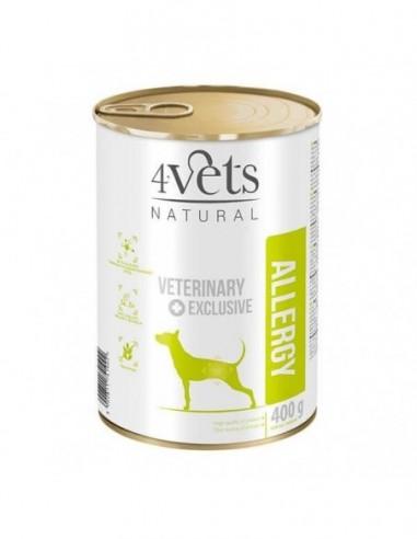 4Vets Natural Allergy dieta...