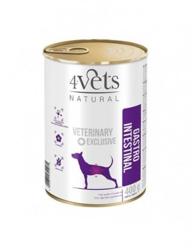 4Vets Natural Gastro Intestinal dieta...
