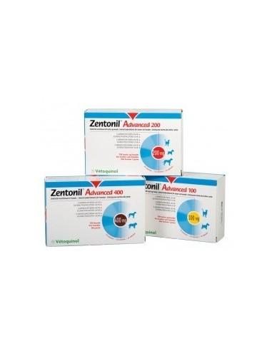 Zentonil Advanced 200 mg 30 tabl -...